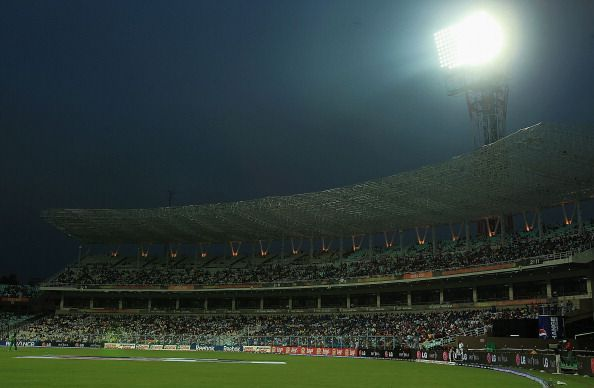 Eden Gardens will host Test cricket under the lights for the first time in India.