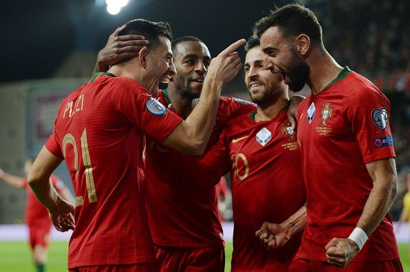 France Portugal Euro 2020 Calendrier.Euro 2020 Qualifiers Luxembourg 0 2 Portugal 3 Talking Points