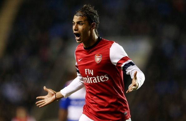 Marouane Chamakh was just one big Arsenal signing who failed to live up to the hype