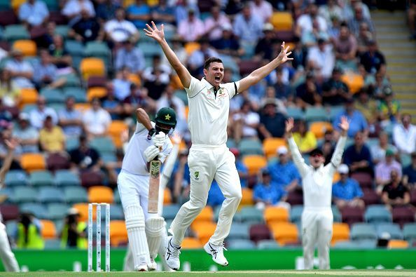 Australia should be near the top of the table at the end of the Test Championship.