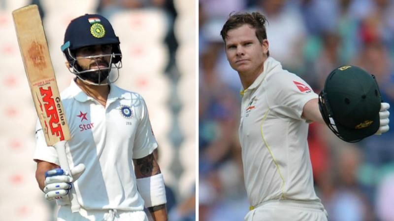 Smith and Kohli have emerged as two of the greatest batsmen of the modern era.