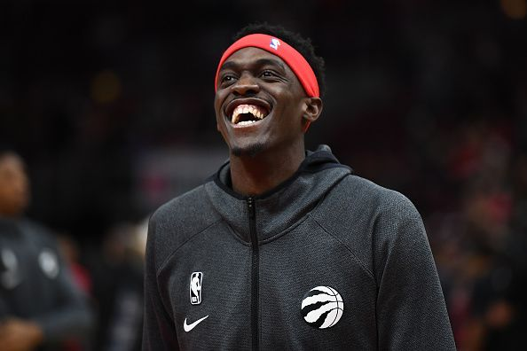 Pascal Siakam has been the Raptors