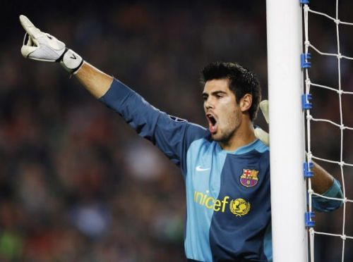A consistent name under Pep Guardiola, Victor Valdes was an underrated presence for Barcelona