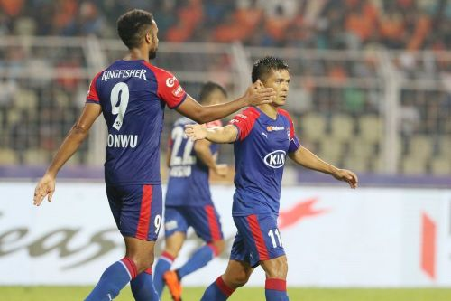 Sunil Chhetri should be allowed to have a leading role on the team as the striker.