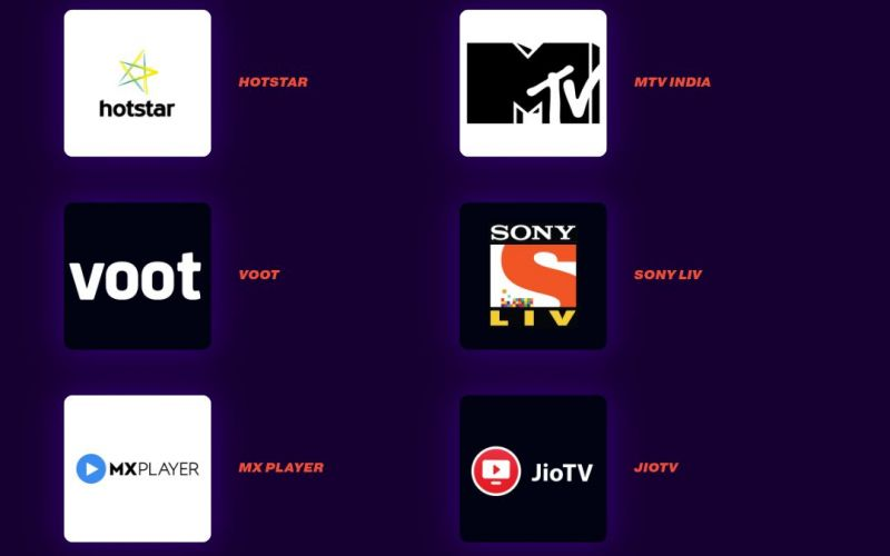 Indian Broadcasters for The Game Awards 2019