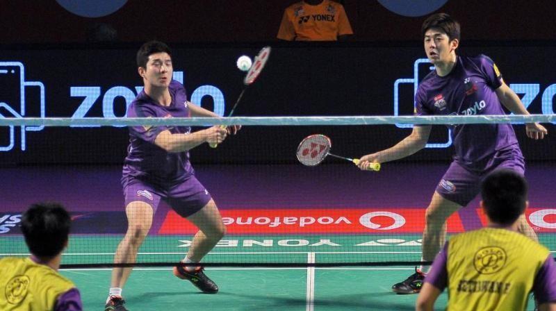 The South Korean pairing of Kim Sa Rang and Kim Gi Jung will prove crucial for Mumbai Rockets