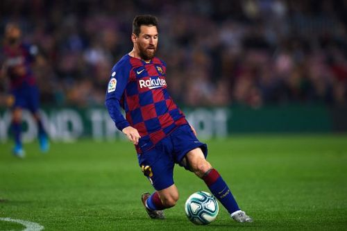 Lionel Messi is rightfully regarded as the Greatest Of All Time