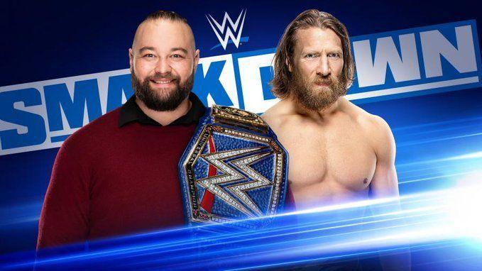 Bray Wyatt and Daniel Bryan