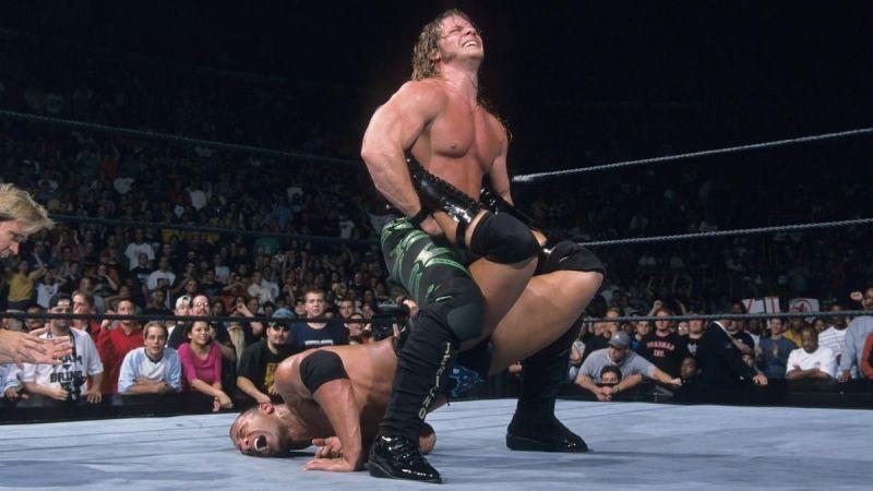Chris Jericho vs The Rock