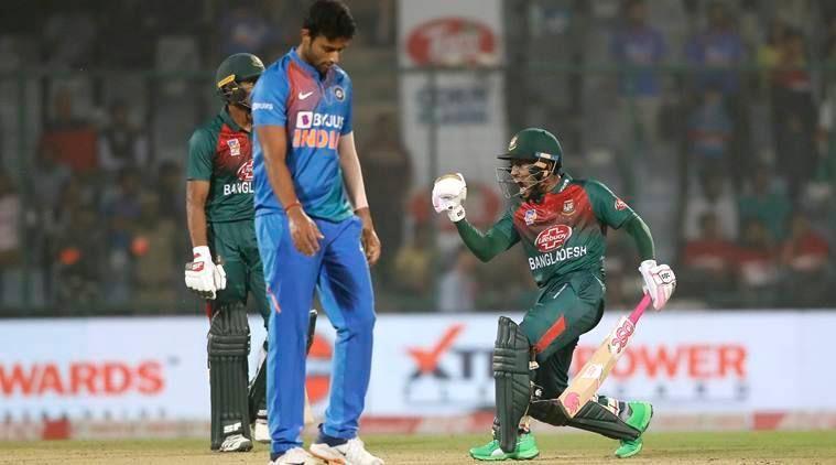 Bangladesh claimed a sensational victory