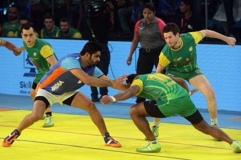 Pardeep Narwal has the ability to outfox any defence on his day