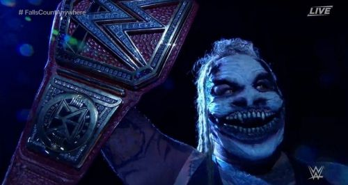 The Fiend might not be Universal Champion for very long.