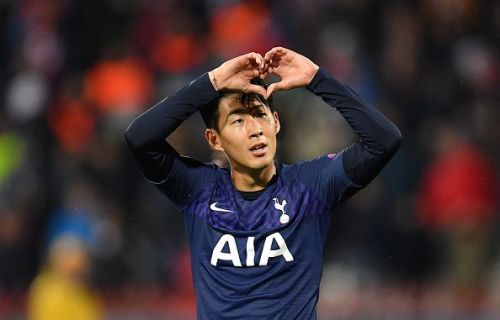 Spurs showed plenty of attacking verve tonight, with Heung-min Son scoring a double