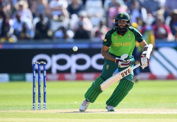 Amla has signed up as a batting consultant for the Cape Town Blitz