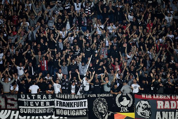 A draw or win at the Emirates would put Frankfurt one step closer to the next round
