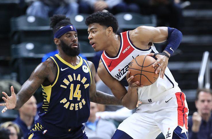 Indiana Pacers v. Washington Wizards
