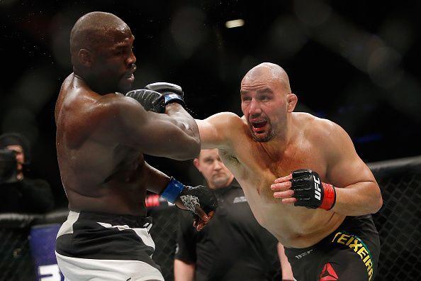 UFC 208: Teixeira v Cannonier