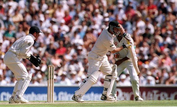Steve Waugh always stood up when it mattered