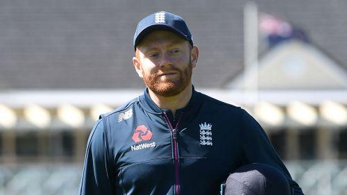 England wicketkeeper-batsman Jonny Bairstow