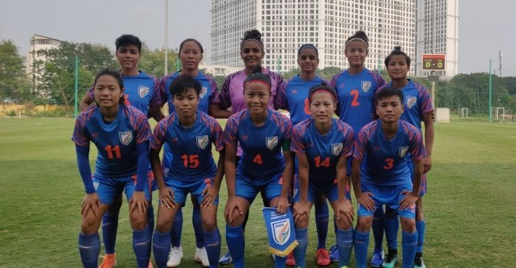 The Indian women played out a draw against Vietnam.