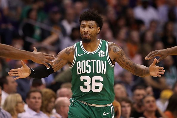 The Boston Celtics appear unwilling to trade Marcus Smart
