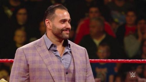 Rusev is hopeful that the storyline might change