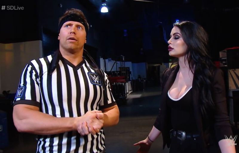 The Miz and Paige have some new money to add to their bank accounts.