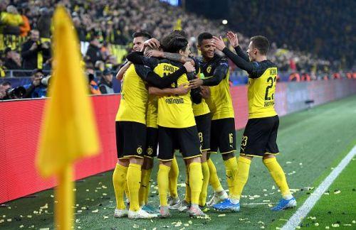 A second-half turnaround saw Dortmund seal three points in a thrilling tie