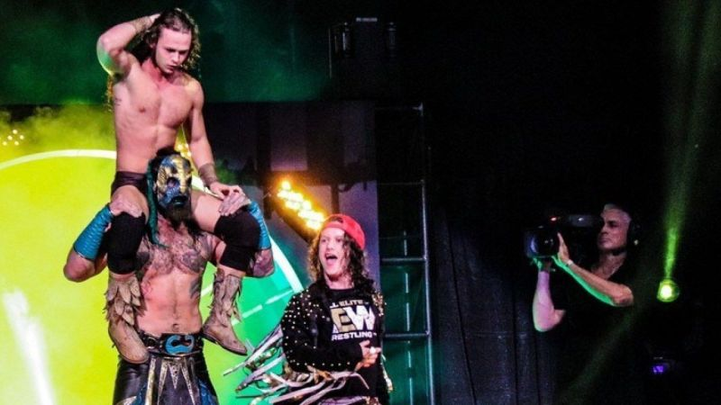 Chris Jericho shares his thoughts on Marko Stunt