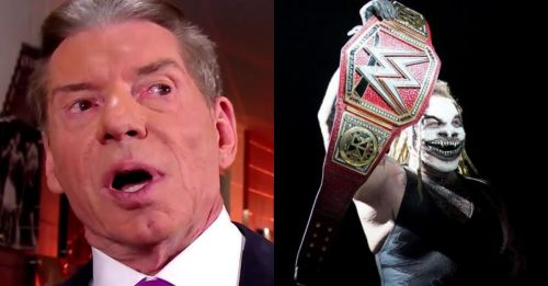 Vince McMahon and Bray Wyatt