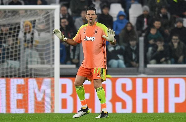 Gianluigi Buffon is widely recognised as one of the best goalkeepers of all time