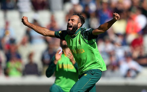 Imran Tahir retired from ODI cricket post the 2019 World Cup.