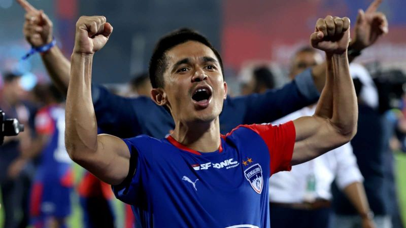 Chhetri up top could be the solution to Bengaluru's current crisis.