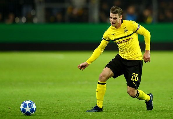 It has been nearly a decade for Piszczek at Borussia Dortmund