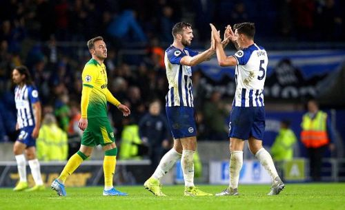 Brighton & Hove Albion were brilliant in Gameweek 11