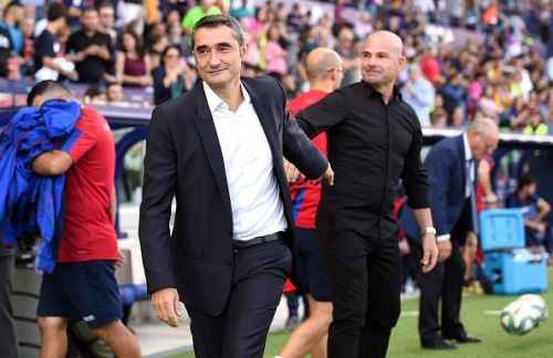 Ernesto Valverde needs to sort out his selection issues.