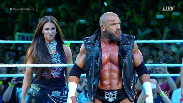 ट्रिपल एच 14 बार के WWE चैंपियन रहे हैं