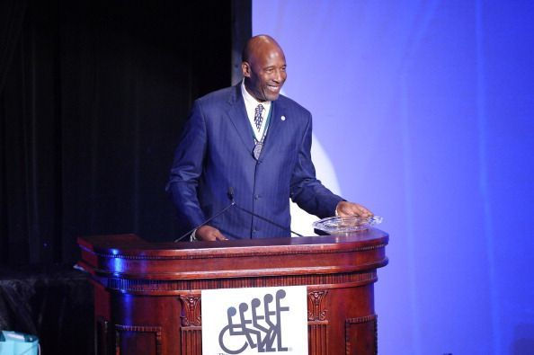 James Worthy was inducted to the hall of fame in 2003