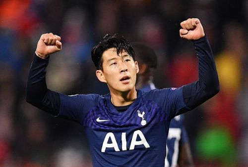 Heung Min Son's brace helped Tottenham to a big Champions League win this week