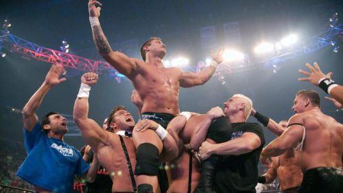 Survivor Series 2005: Randy Orton was SmackDown's sole survivor
