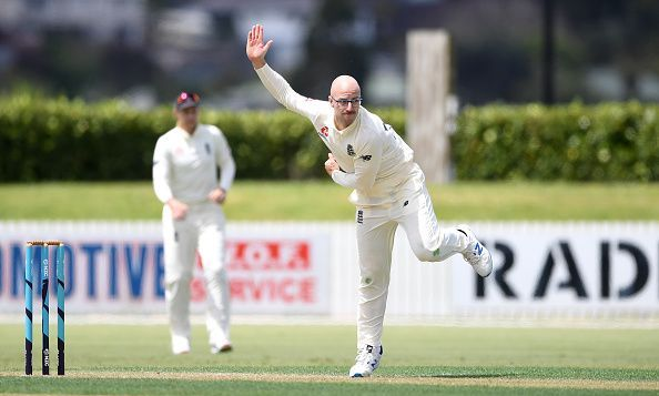 Jack Leach was left out of England