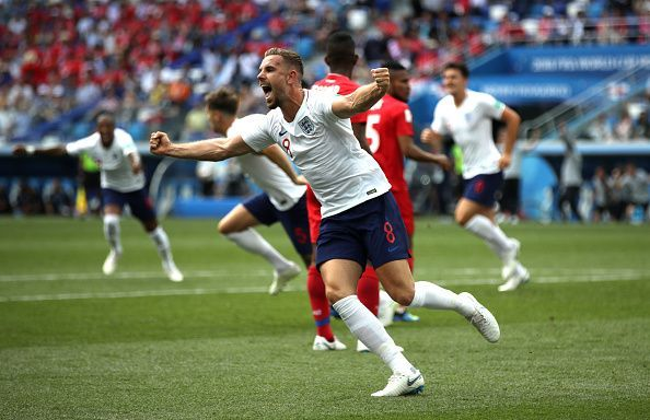 Jordan Henderson is a divisive figure but performed well in the 2018 World Cup