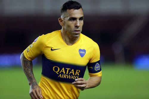 Lanus v Boca Juniors - Superliga 2019/20