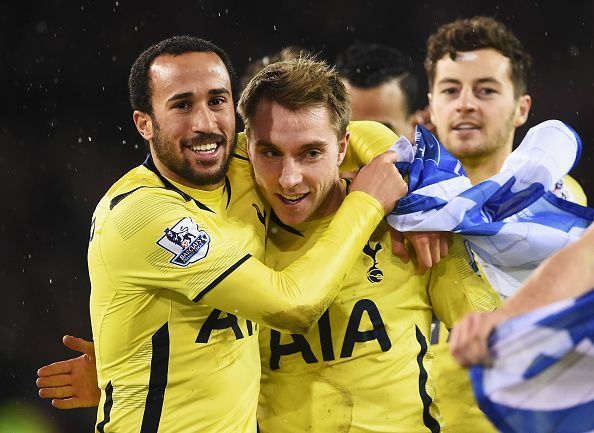 Christian Eriksen is just one of 8 Spurs players who remain at the club from their last match with Sheffield United nearly 5 years ago
