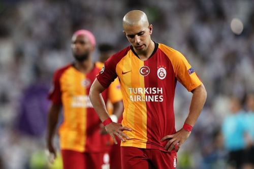It was another forgettable night for Galatasaray, who now sit bottom of Group A after four games