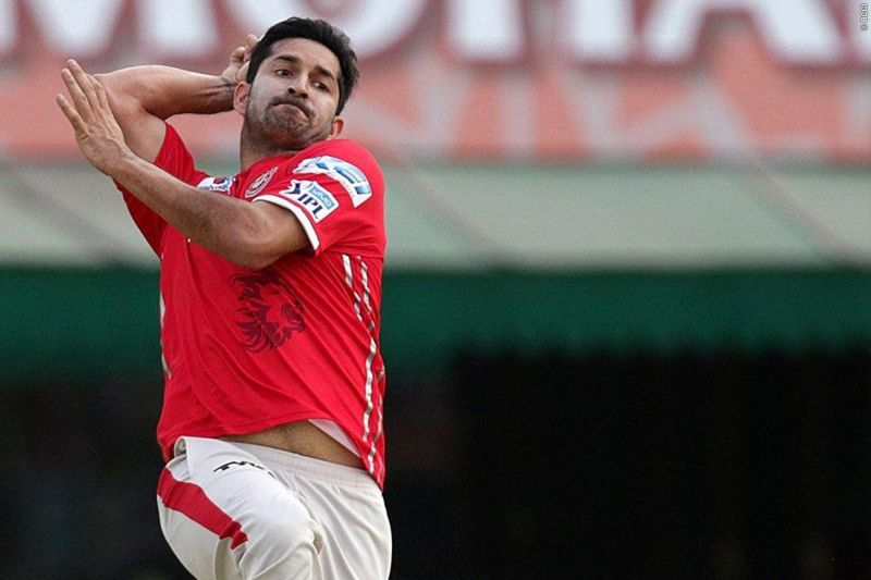 Mohit Sharma (Photo: IPLT20.com)
