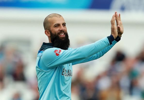 Moeen Ali will lead Team Abu Dhabi in this contest