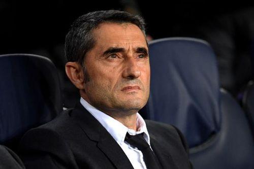 Valverde is under pressure
