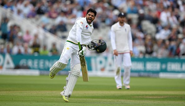 Azhar Ali is the first player to score a triple hundred in day-night Test cricket