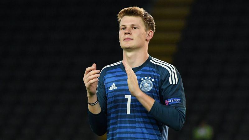 Alexander Nubel; the long-term heir to Manuel Neuer?
